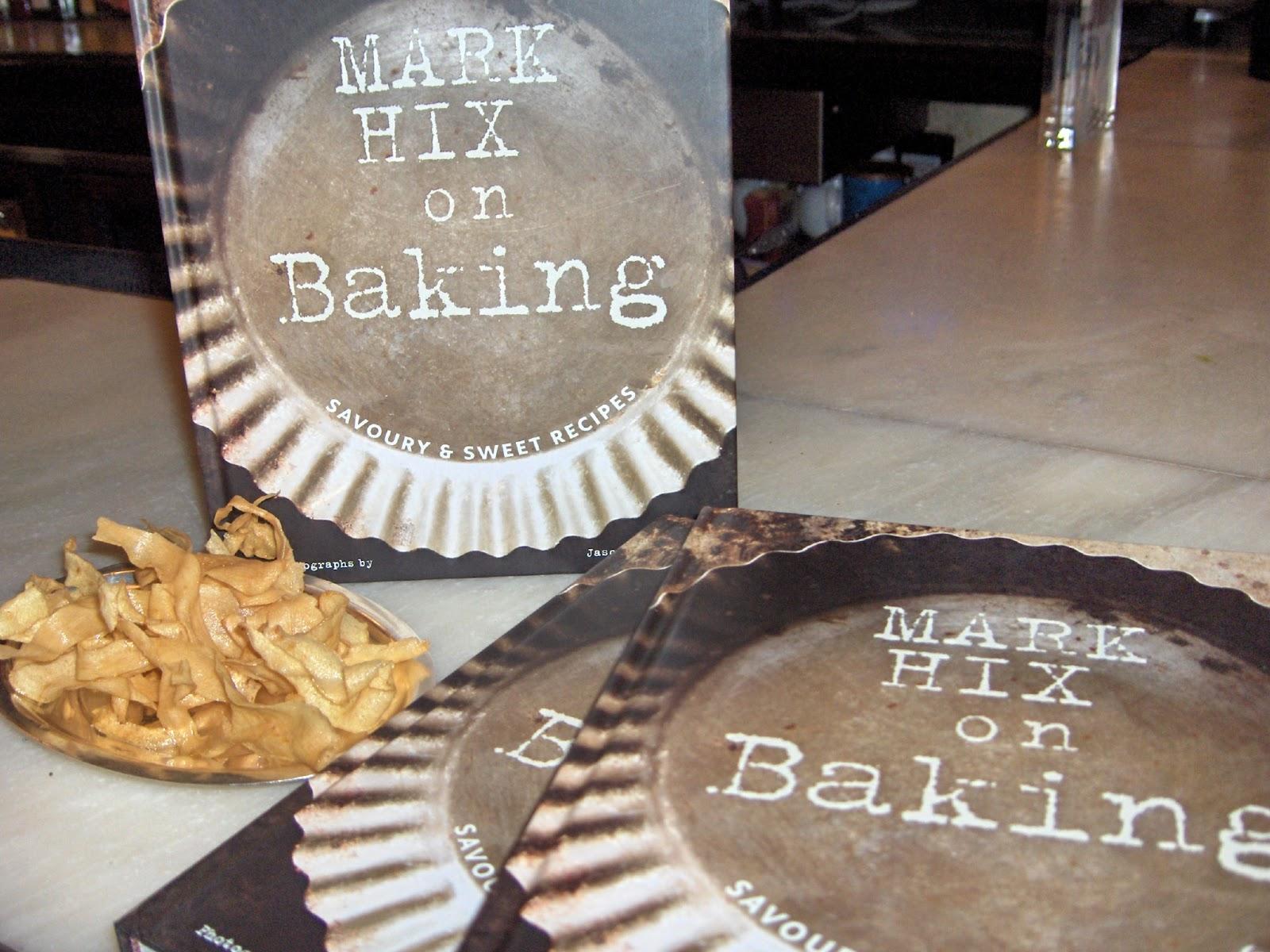 recipe will be in mark hix s new baking book