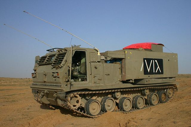 Defense News: Israeli army will buy new long-range MLRS Multiple Launch Rocket System