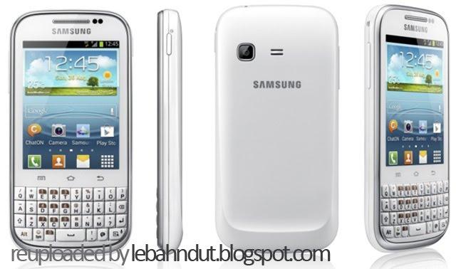 Harga dan Spesifikasi Samsung Galaxy Chat QWERTY Terbaru