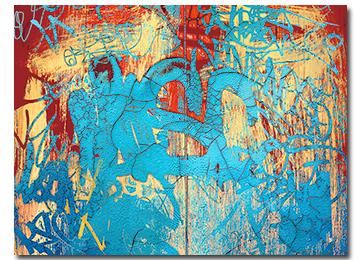 abstract, canvas art, modern, canvas print, wall art, multi coloured,