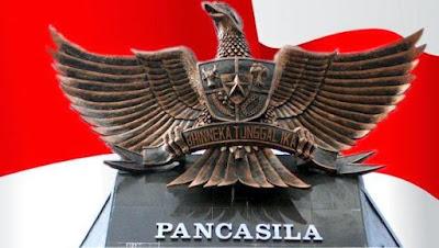 Pengertian Ideologi Pancasila Sebagai Ideologi Terbuka & Tertutup