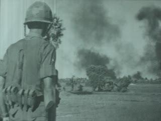Vietnam War in Cu Chi