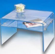 Table acrylik