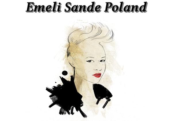 Emeli Sande Poland