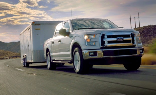 2015 F-150 Delivers Industry-Leading Towing & Payload Performance