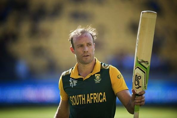 AB de Villiers scored 99 runs as South Africa win over UAE