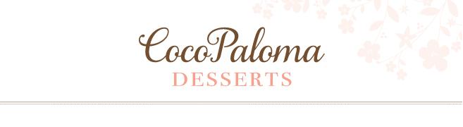 Coco Paloma Desserts