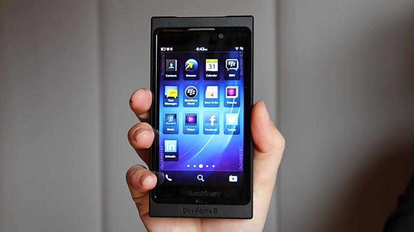 BlackBerry OS 10.2 OS Mobile World's Best