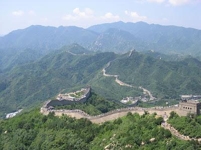 Великая Китайская стена. Фото 7