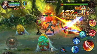 Dragon and Elves MMORPG v2.0.1.35 Mod Apk (Mega Mod) 2