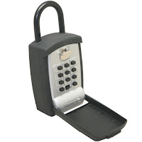 Reno locksmith electronic lockbox