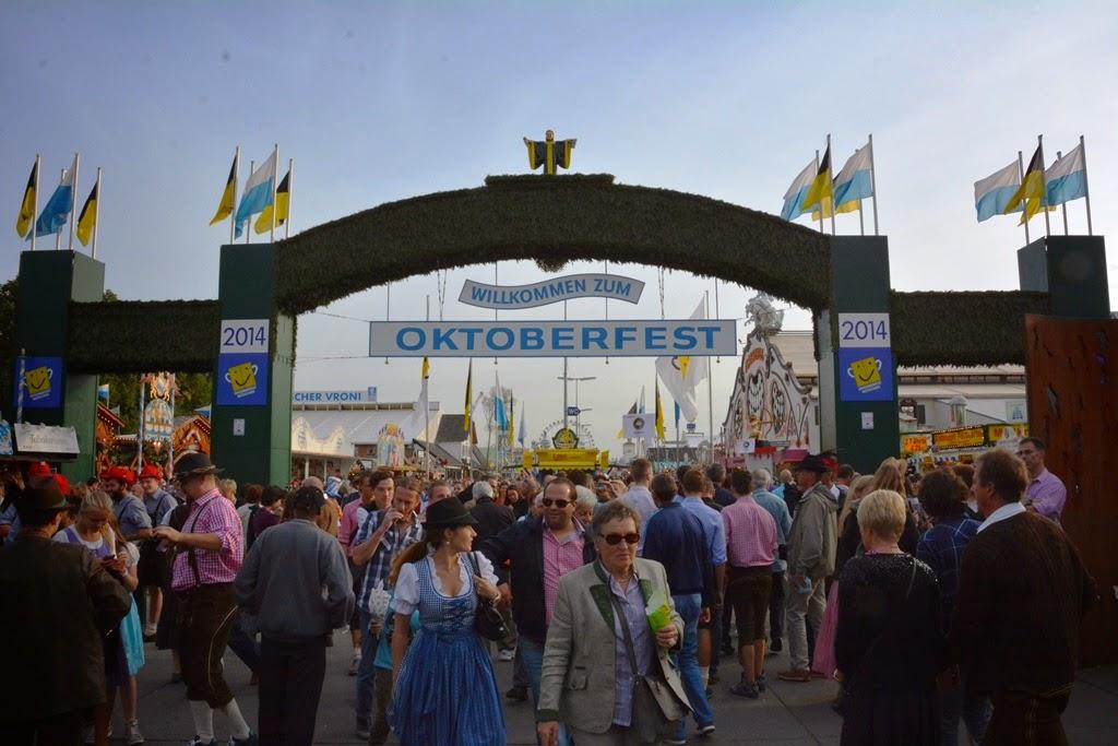 Oktoberfest Munchen 2014