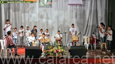 Percusión tradicional - Chirimía