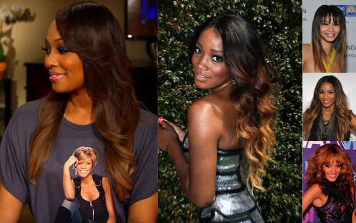 From Short To Long: Hair Trend: Ombre' Hair Color