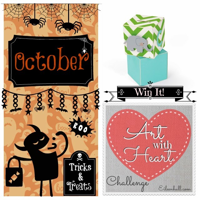 http://www.eileenhull.com/2014/10/art-with-heart-challenge-october-tricks-and-treats.html