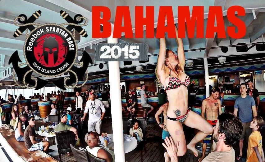 The Spartan Cruise - Bahamas Spartan Sprint 2015 - Spartan Race Cruise