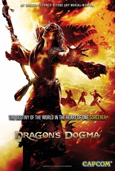 Dragon's Dogman Poster