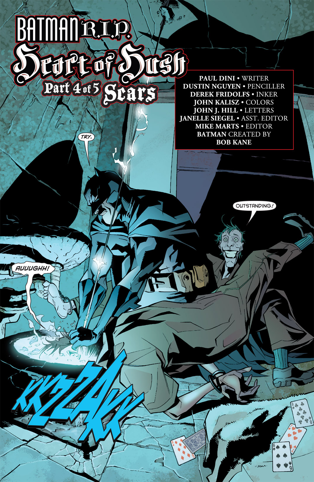 Detective Comics (1937) Issue #849 Page 4