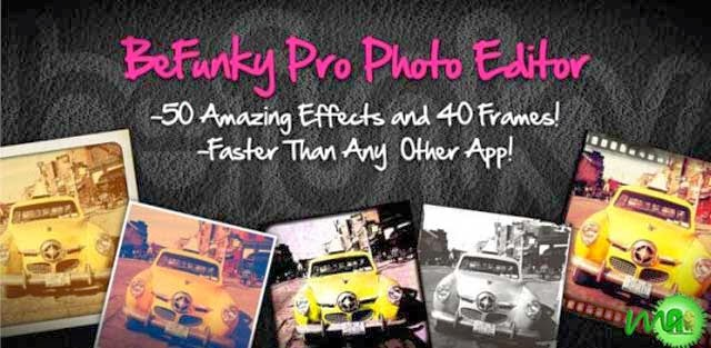 BeFunky Photo Editor Pro 4.0.4 APK Free Download