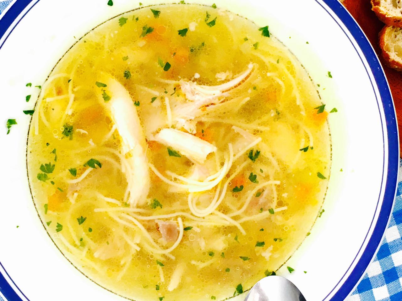 Суп для детей с индейкой рецепт пошагово в