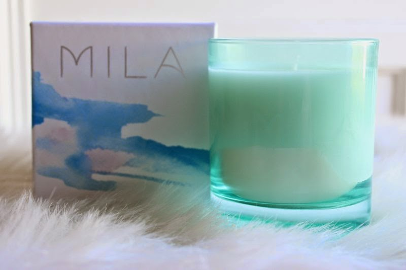 Mila Isla Candle