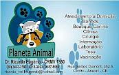 CLÍNICA VETERINÁRIA - PLANETA ANIMAL