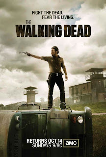 WalkingDeadSeason3Poster 610x903 Assistir The Walking Dead S03E15   This Sorrowful Life