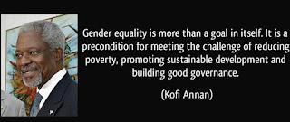 Kata Bijak Bahasa Inggris Kofi Annan dan Artinya