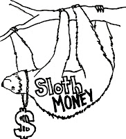 Sloth Money Apparel