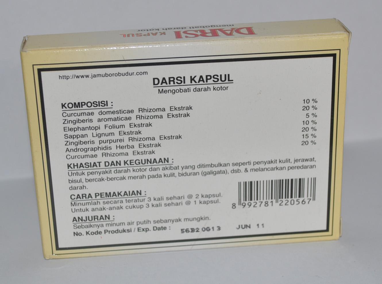 JamuJawa.com: DARSI KAPSUL, MENGOBATI DAN MEMBERSIHKAN ...