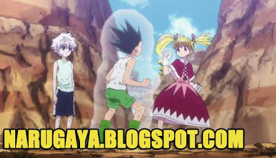 Hunter X hunter 64 Subtitle Indonesia