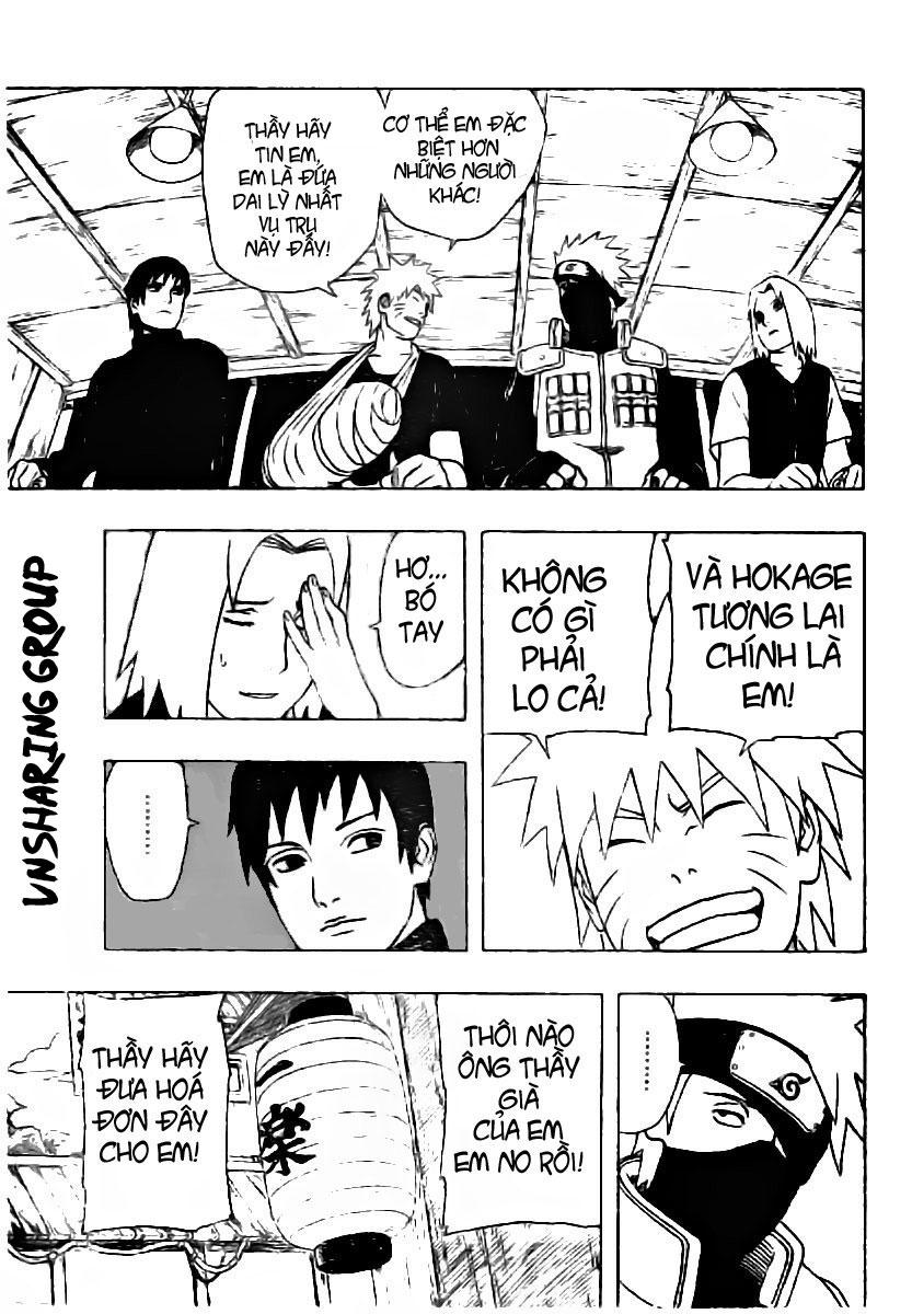 Naruto chap 346 Trang 16 - Mangak.info