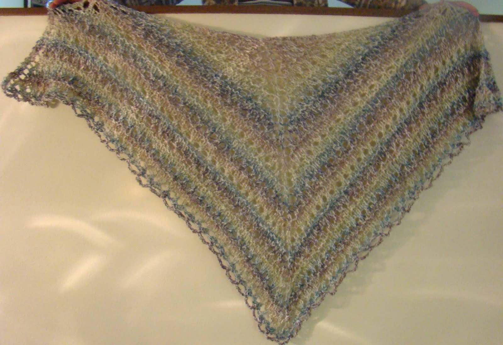 Stitch Along with Me: On the Needles