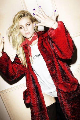 Nicola Peltz hot photos for Jalouse magazine December 2015 January 2016 photo shoot