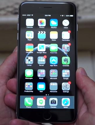 Perbandingan Smartphone Apple Iphone 6 Plus dan Apple Iphone 6