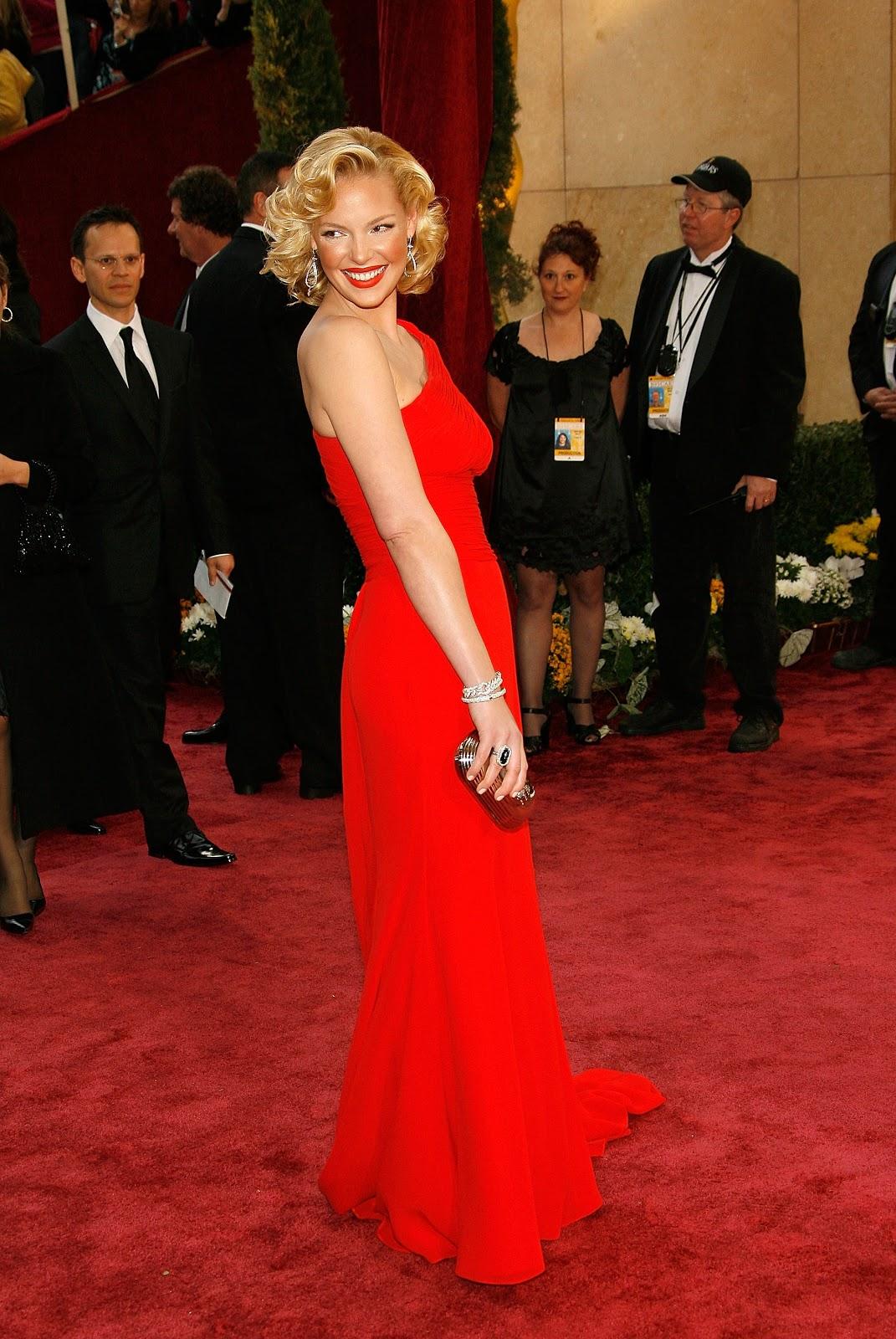 Katherine Heigl Oscar 2008