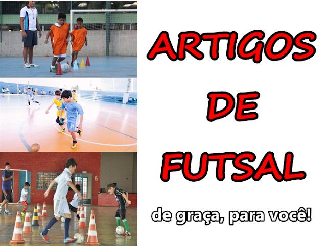 Artigos de Futsal