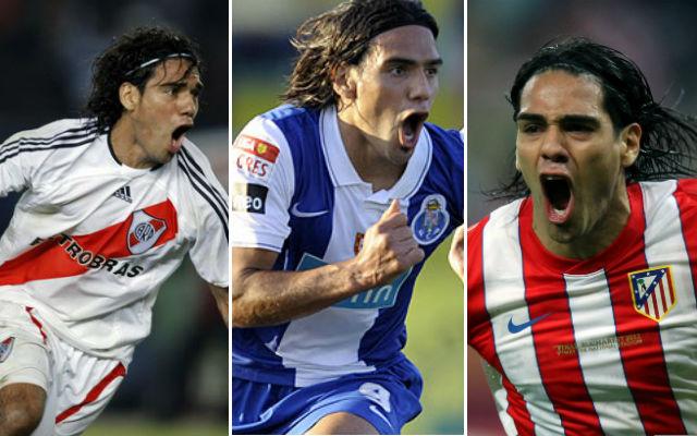 `Top 20´ los mejores goles de Falcao García