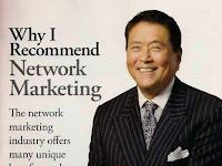 Tips Robert T. Kiyosaki Dalam Menjalankan Bisnis Networking