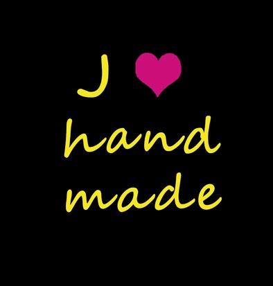 I love handmade