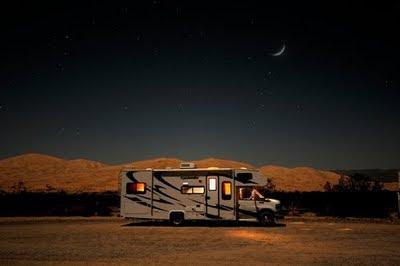 autocamper og motorhome rejser og gode priser og tilbud i USA
