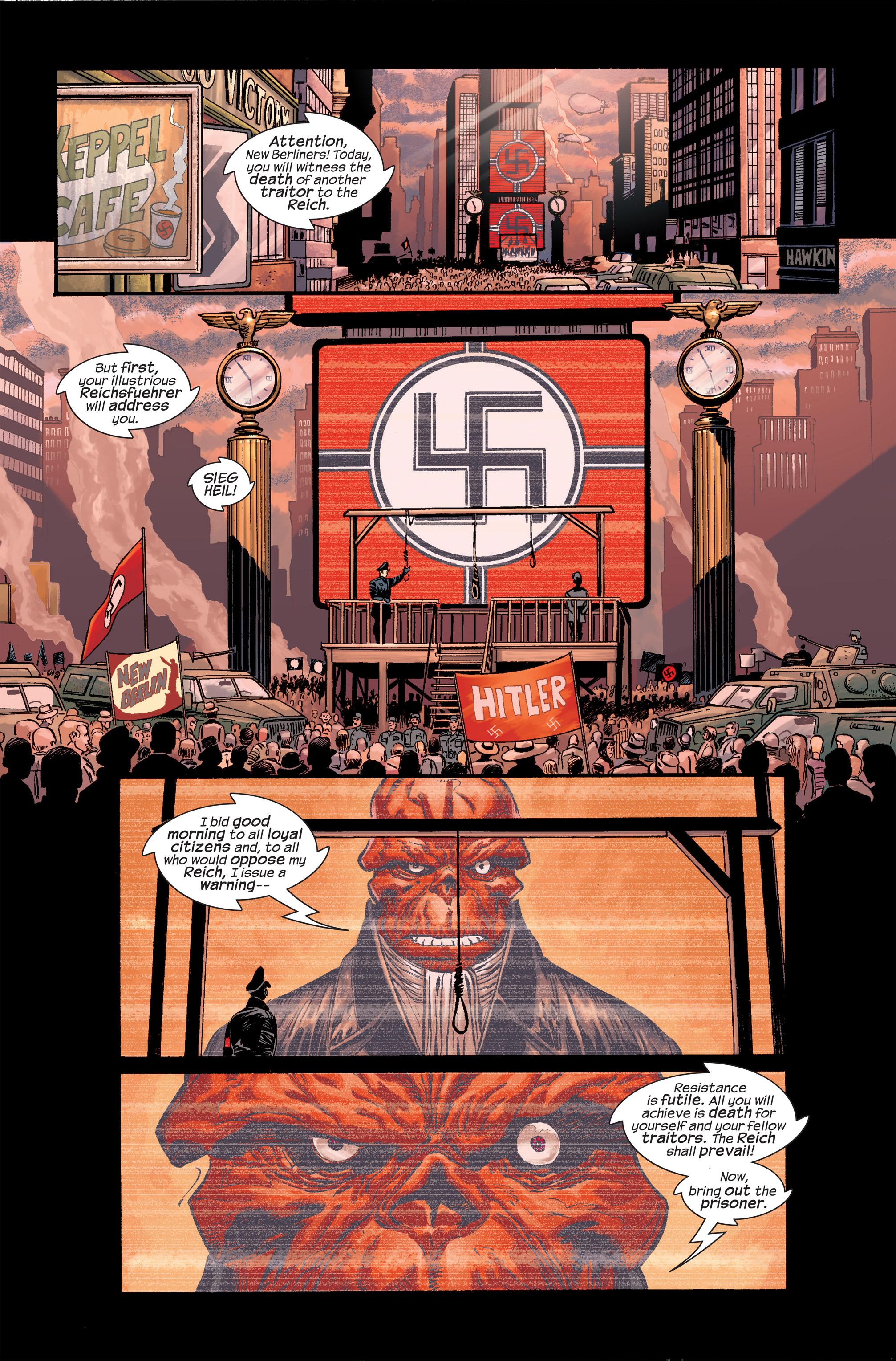 Captain America (2002) Issue #19 #20 - English 8