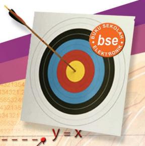 BSE matematika SMP, Kelas 7, kelas 8 dan kelas 9