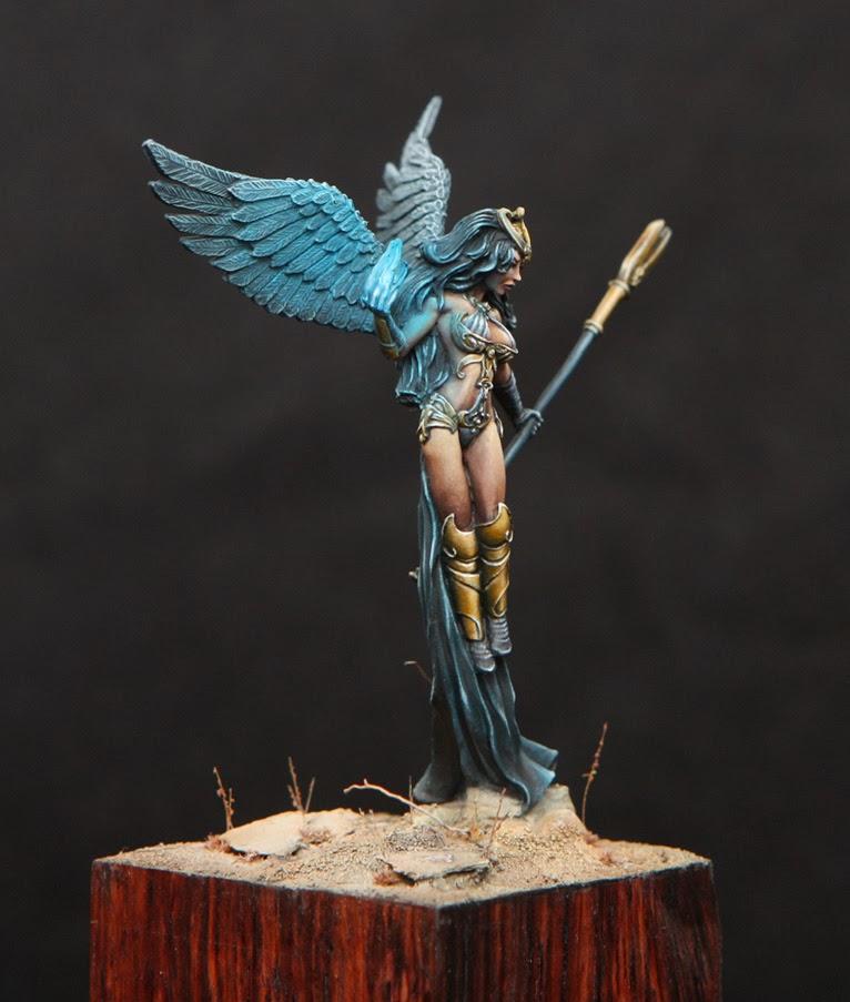 Miniature Fairy Tales: Dawns Angel