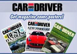 Posters de Car and Driver para Car Town