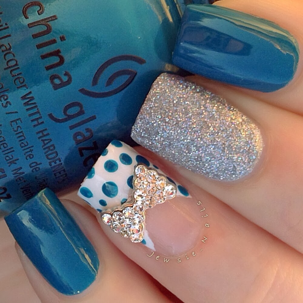 used shower together by china glaze snow me white by sinful colors a ...