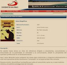 Mi libro en Catálogo Web