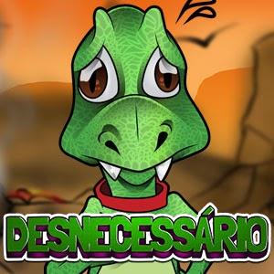 Banner do Blog Desnecessário