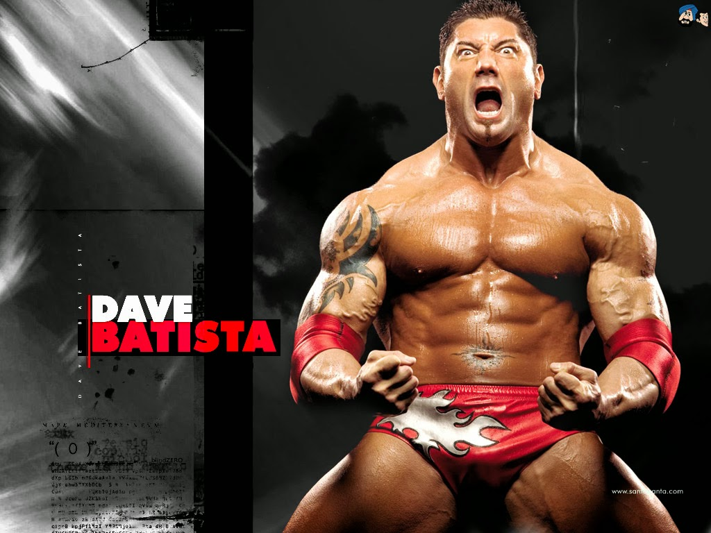 Batista like you ve never seen him before: photos WWE 74