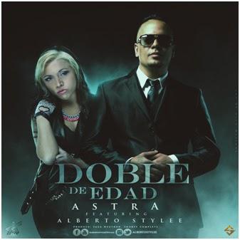 """AstrA-escena-musical-sencillo-musical-Doble-de-edad""""-cantante-barrio-Alberto-Style"""